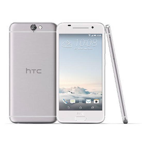 Smartphone et téléphone mobile HTC One A9 (argent)
