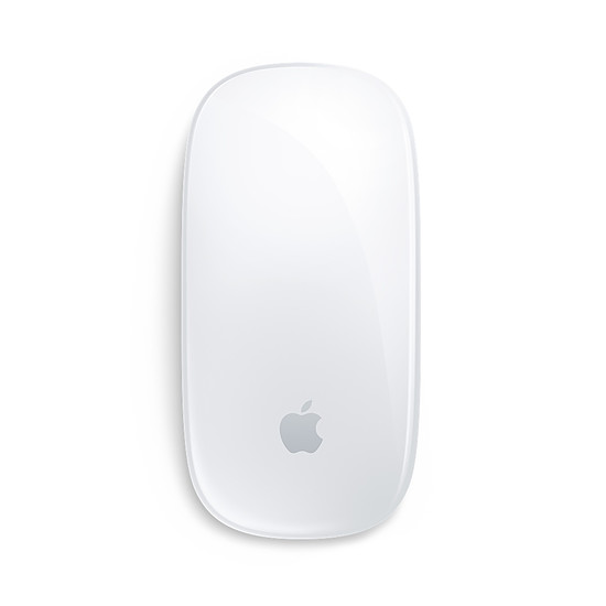 Souris PC Apple Magic Mouse 2 - Blanc - Autre vue