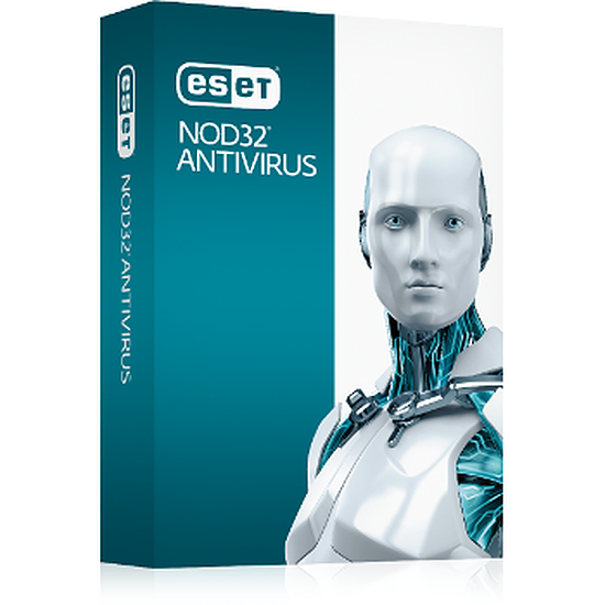Antivirus et sécurité ESET NOD32 Antivirus Edition 2016 (1 an - 3 postes)