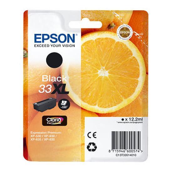 Cartouche imprimante Epson 33XL Noir - C13T33514010
