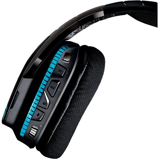 Casque micro Logitech G933 Artemis Spectrum - Noir - Autre vue