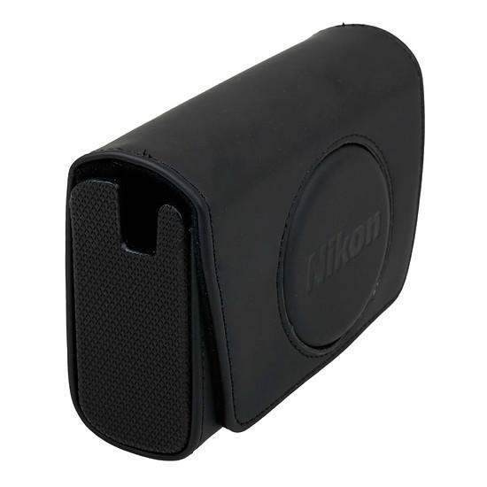 Sac, sacoche et housse Nikon Étui cuir CS-S67 pour Coolpix S9900 / A900 - Autre vue