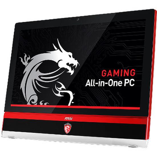 PC de bureau MSI - AG270 2QL-210EU - i7 - 8 Go - SSD - GTX 960M
