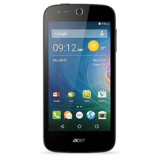 Smartphone et téléphone mobile Acer Liquid Z330 (noir)
