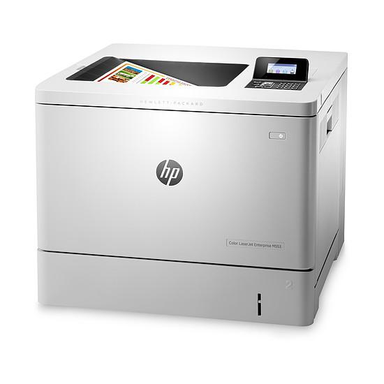 Imprimante laser HP LaserJet Enterprise M553dn - Autre vue