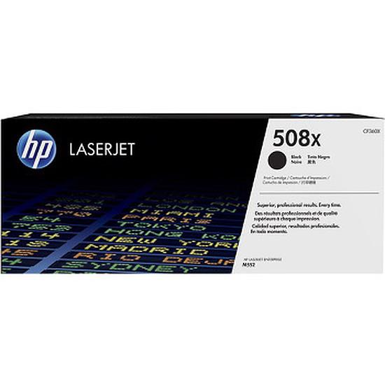 Toner imprimante HP 508X - Noir Haute capacité