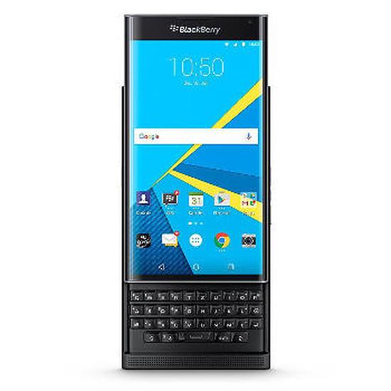 Smartphone et téléphone mobile BlackBerry BlackBerry Priv (noir) - Azerty- 32 Go