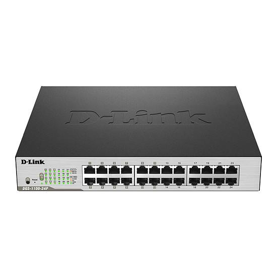 Switch et Commutateur D-Link DGS-1100-24P - Autre vue