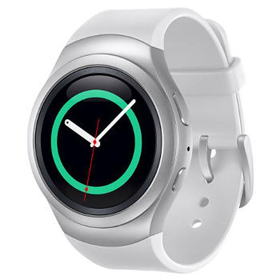 Montre connectée Samsung Gear S2 sport (blanc)