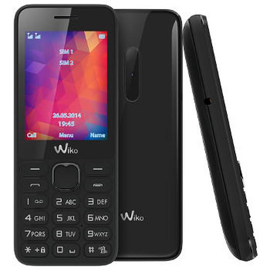 Smartphone et téléphone mobile Wiko RIFF 2 (noir)