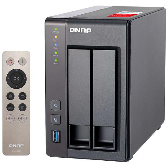 Serveur NAS QNAP NAS TS-251+ - 2 Go