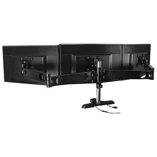 Bras & support écran PC Arctic Cooling Z3 Pro Support triple écran