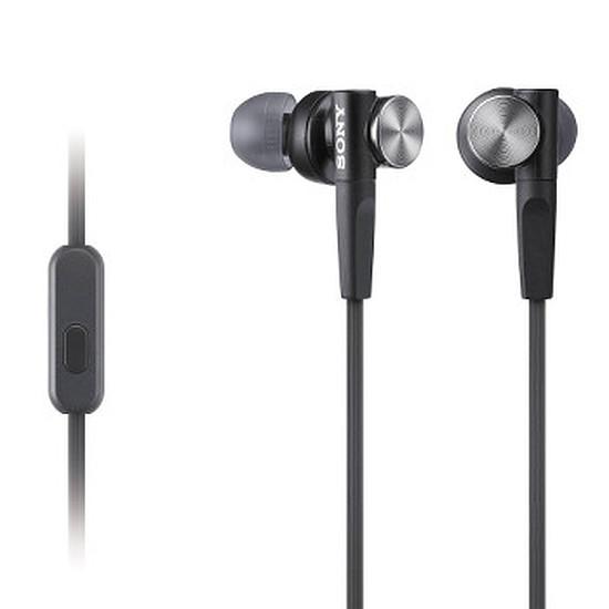 Casque Audio Sony MDR-XB50AP Noir - Écouteurs