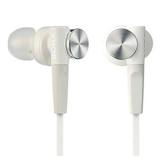 Casque Audio Sony MDR-XB50AP Blanc