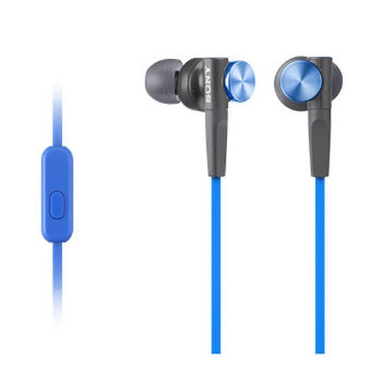 Casque Audio Sony MDR-XB50AP Bleu