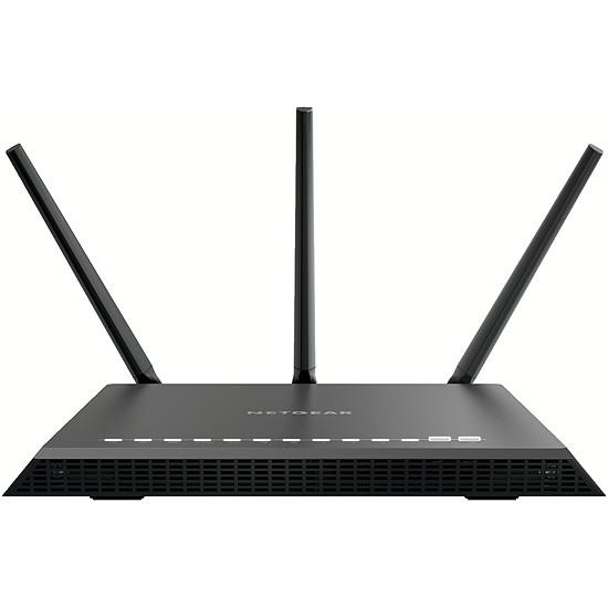 Routeur et modem Netgear D7000 - Modem routeur WiFi AC1900 Nighthawk - Autre vue
