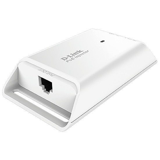 Switch et Commutateur D-Link Injecteur PoE Gigabit DPE-101GI