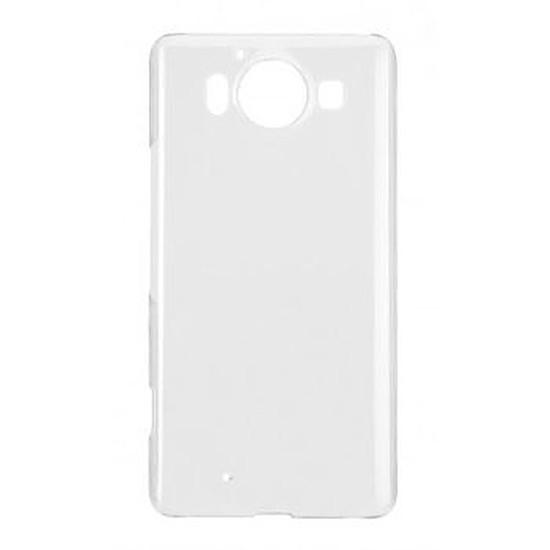 Coque et housse Xqisit Coque iPlate (transparent) - Microsoft Lumia 950