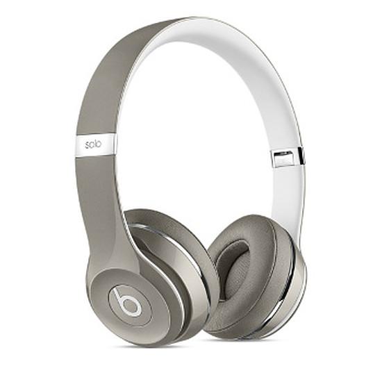 Casque Audio Beats Solo 2 - Luxe Edition Argent
