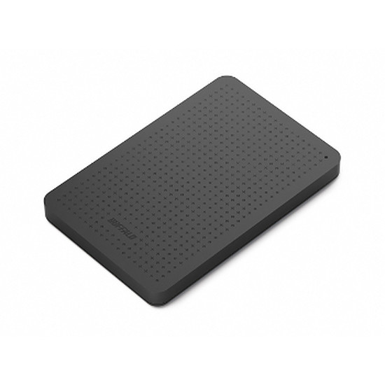 Disque dur externe Buffalo Technology MiniStation USB 3.0 - 1 To (noir)