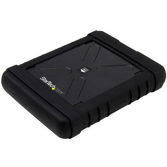 """Boîtier pour disque dur StarTech.com Boîtier USB 3.0 antichoc pour disque dur SATA 2,5"""""""