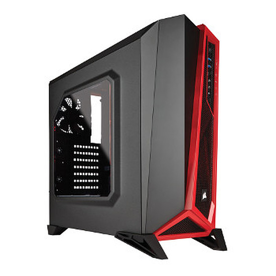 Boîtier PC Corsair Carbide SPEC ALPHA Black / Red