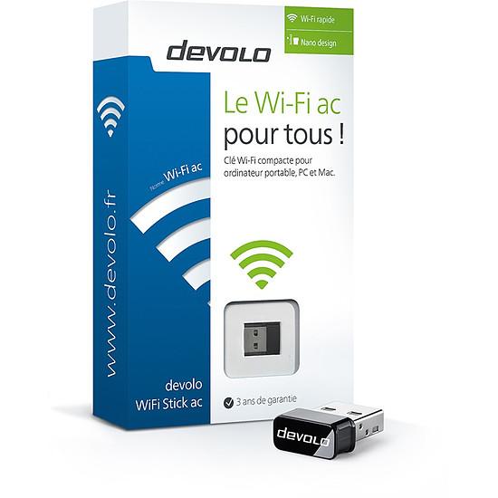Carte réseau Devolo Clé USB WiFi AC - Autre vue