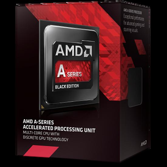 Processeur AMD A8-7670K Black Edition