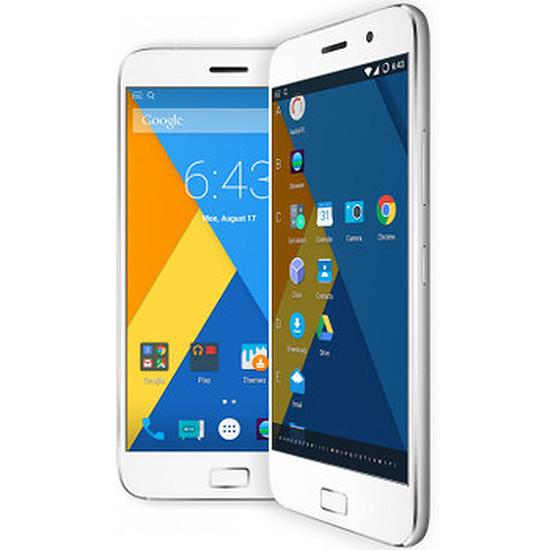 Smartphone et téléphone mobile Lenovo ZUK Z1 (blanc)