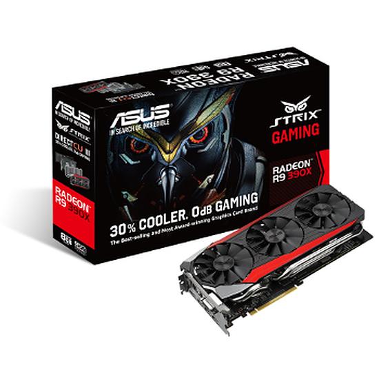 Carte graphique Asus Radeon R9 390X STRIX Gaming- 8 Go