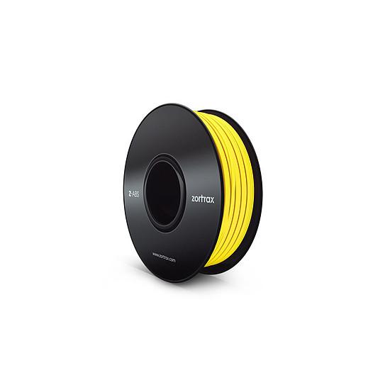 Filament 3D Zortrax Z-ABS Jaune