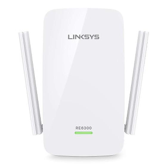 Répéteur Wi-Fi Linksys RE6300 - Répéteur WiFi AC750 double bande