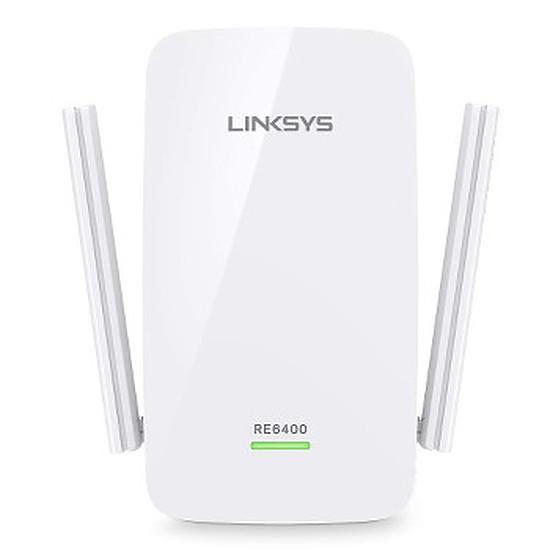 Répéteur Wi-Fi Linksys RE6400 - Répéteur WiFi AC1200 double bande