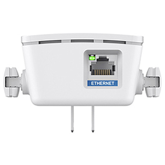 Répéteur Wi-Fi Linksys RE6400 - Répéteur WiFi AC1200 double bande - Autre vue
