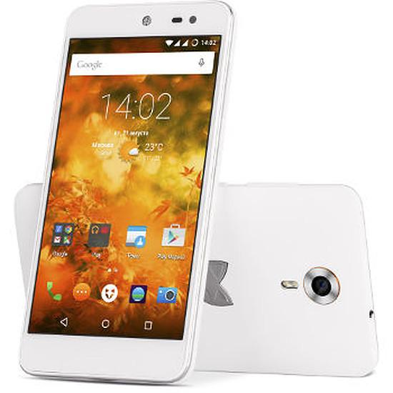 Smartphone et téléphone mobile Wileyfox Swift (blanc)