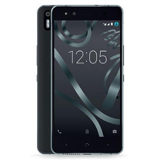 Smartphone et téléphone mobile bq Aquaris X5 - 16Go - 2Go RAM (noir)