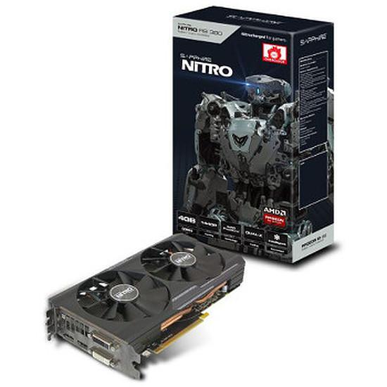 Carte graphique Sapphire Radeon R9 380 Nitro Dual-X OC - 2 Go