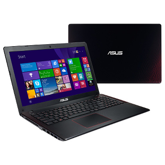 PC portable Asus R510VX-DM008T - i5 - 6 Go - 1 To - GTX 950M