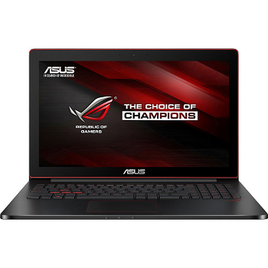 PC portable Asus ROG G501VW-FY112T - i7 - 8 Go - SSD - GTX 960M