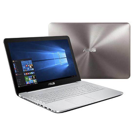 PC portable Asus N752VX-GC128T - i7 - 8 Go - SSD - GTX 950M