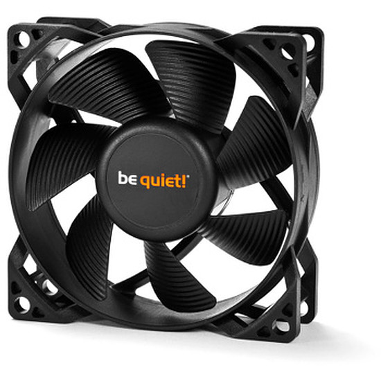 Ventilateur Boîtier Be Quiet Pure Wings 2 PWM 80 mm