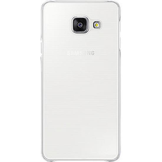 Coque et housse Samsung Coque rigide (transparent) - Galaxy A3 2016