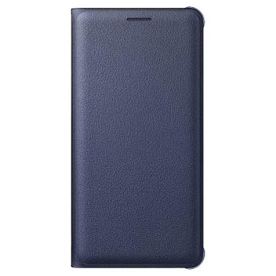 Coque et housse Samsung Etui Flip Wallet (noir) - Galaxy A3 2016