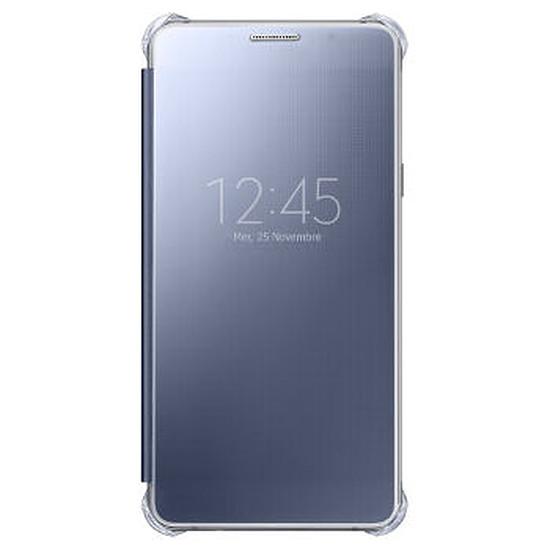 Coque et housse Samsung Etui Clear View Cover (noir) - Galaxy A5 2016