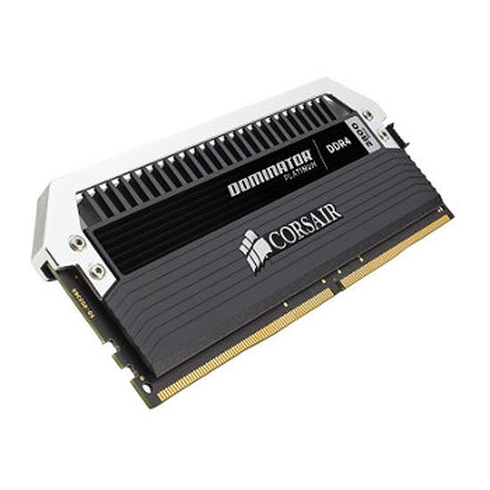 Mémoire Corsair Dominator Platinum DDR4 2 x 4 Go 3200 MHz CAS 16
