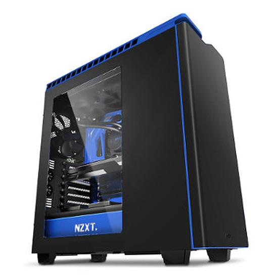 Boîtier PC NZXT H440 Noir / Bleu