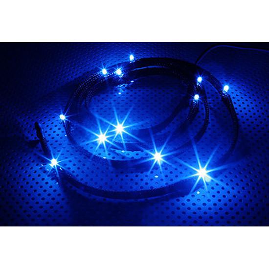 Filtre anti-poussière NZXT Câble 12 LED - 1 m Bleu