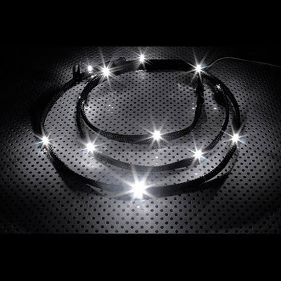 Filtre anti-poussière NZXT Câble 12 LED - 1 m Blanc