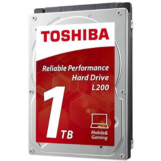 Disque dur interne Toshiba L200 Mobile - 1 To