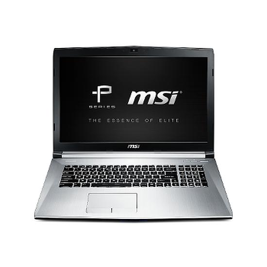 PC portable MSI PE70 6QE-239FR - i7 - 8 Go - SSD - GTX 960M
